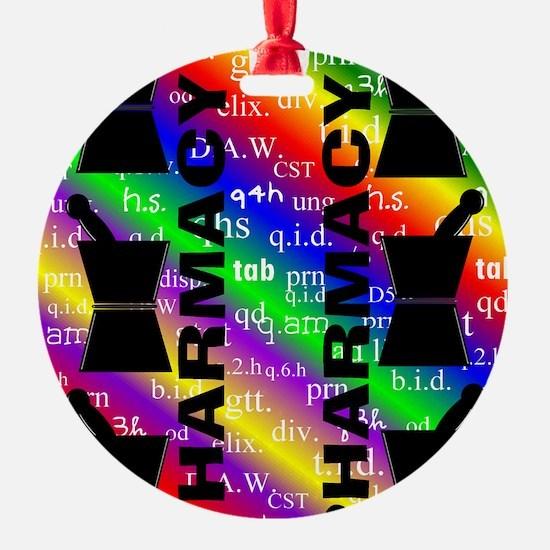 FF PHARMACY 5 Ornament