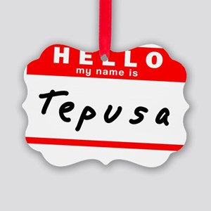 Tepusa Picture Ornament