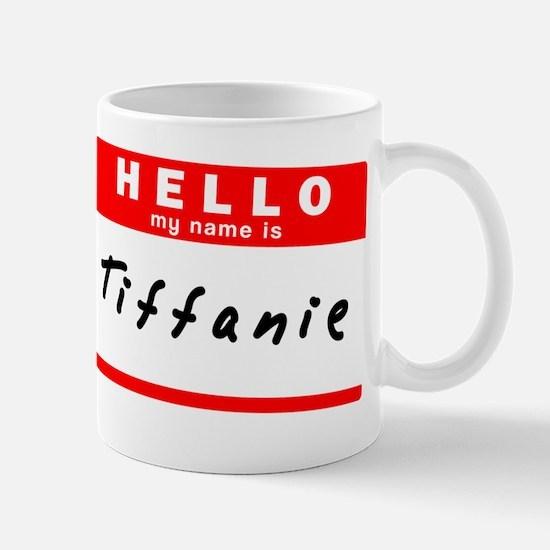 Tiffanie Mug