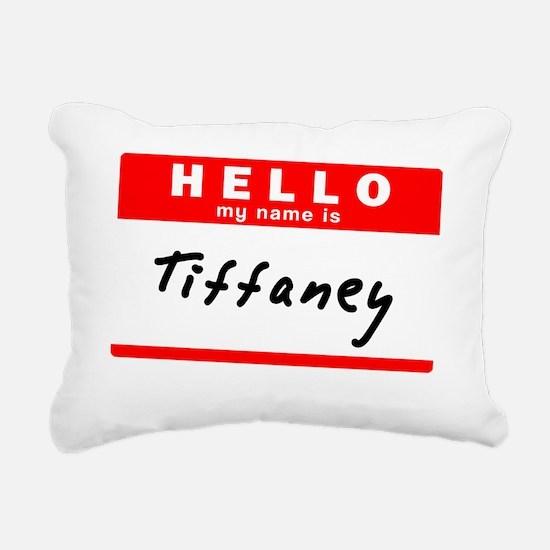 Tiffaney Rectangular Canvas Pillow