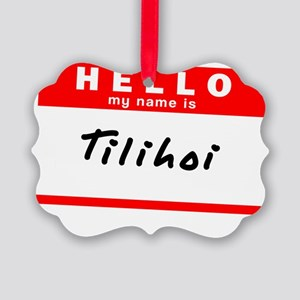 Tilihoi Picture Ornament