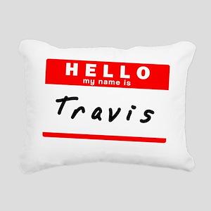 Travis Rectangular Canvas Pillow