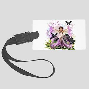 Garden Fairies - Elf Series 10 Luggage Tag