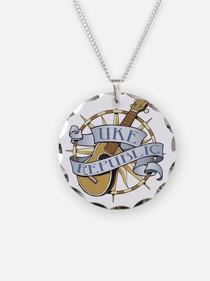 ukerepublic_logo_color_med Necklace Circle Charm