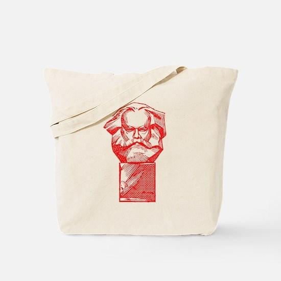 Karl Marx Tote Bag