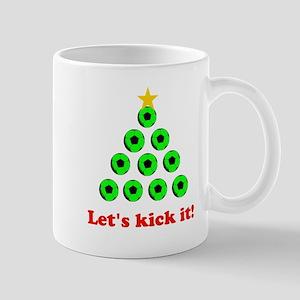 Xmas Tree - Green Mugs