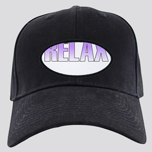 relax2 Black Cap