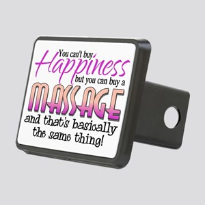 HAPPINESS Rectangular Hitch Cover