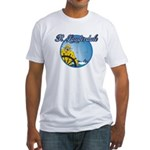 Ft.Laudferdale Fitted T-Shirt
