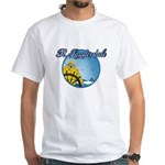 Ft.Lauderdale White T-Shirt