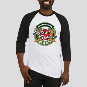 Fruits and Veggies Sponsor of Health Baseball Jers