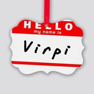 Virpi Picture Ornament