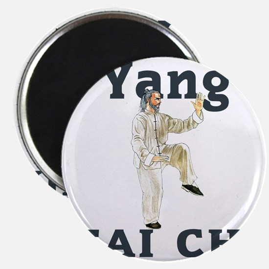 YangGoldencockLight Magnet
