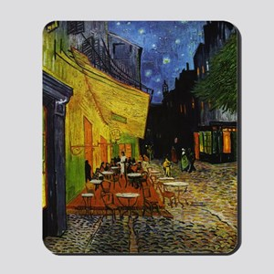 CafeTerraceOriginal1 Mousepad