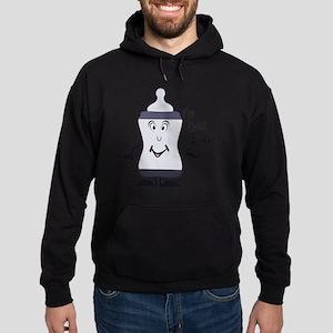 My Drinking Buddy Hoodie (dark)