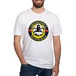 USS LOUISVILLE Fitted T-Shirt