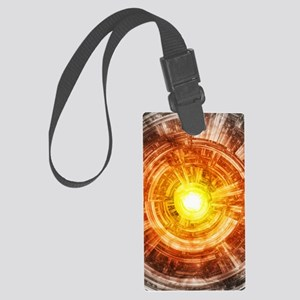 Introversion Large Luggage Tag