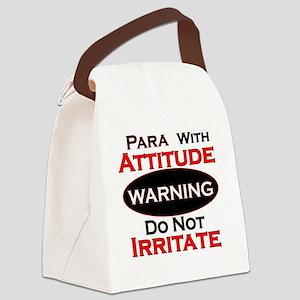 Attitude para Canvas Lunch Bag
