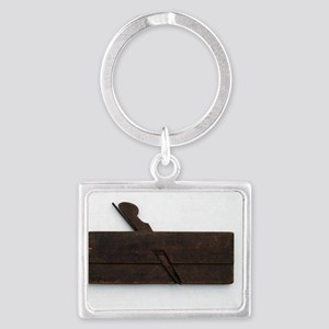 IMG_8824 Pre WWII Routing Plane Landscape Keychain