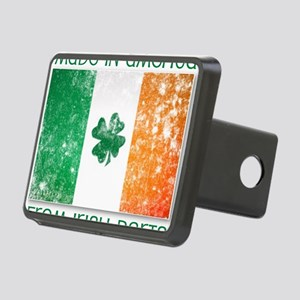 america - irish parts Rectangular Hitch Cover