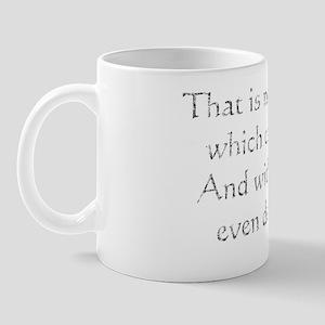cthulhushirt2 Mug