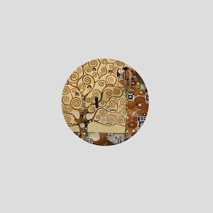 Gustav Klimt Tree Of Life Mini Button