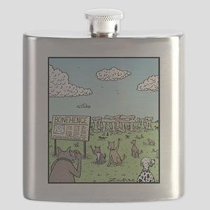 Bonehenge Flask