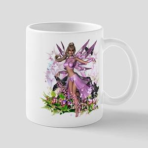 Pretty Pink Fairy Mugs