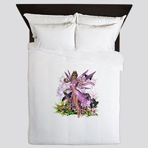 Pretty Pink Fairy Queen Duvet