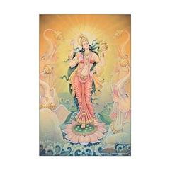 Lakshmi Mini Poster 11x17