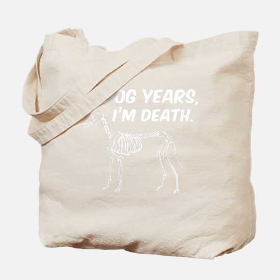 dogYears1B Tote Bag