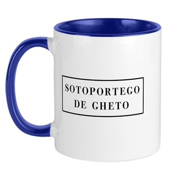 Sotoportego de Gheto, Venice (IT) Mug