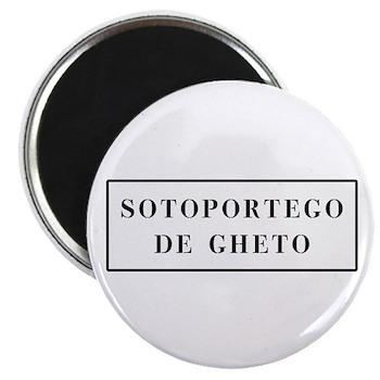 Sotoportego de Gheto, Venice (IT) Magnet