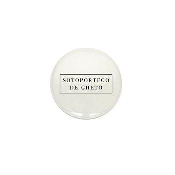Sotoportego de Gheto, Venice (IT) Mini Button