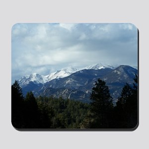 The Rockies Mousepad