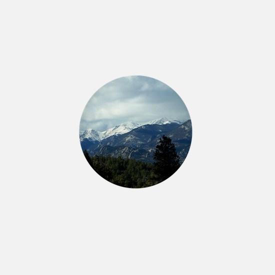 The Rockies Mini Button