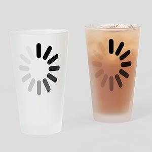 pw_dark_thin_1100 Drinking Glass