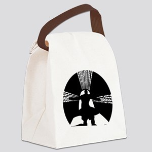 third_man_transp Canvas Lunch Bag