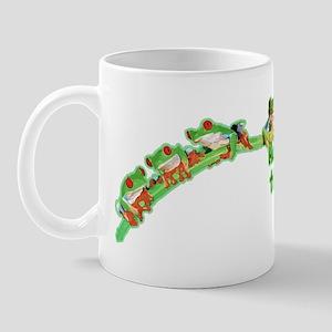 Froggies (Hang) Mug