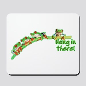 Froggies (Hang) Mousepad