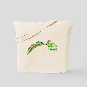 Froggies (Hang) Tote Bag