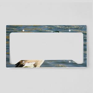 oversizedgoosecover License Plate Holder