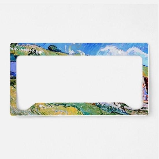 O20 VG License Plate Holder