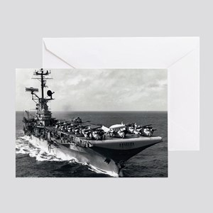 Kearsarge Cvs Framed Panel Print Greeting Card