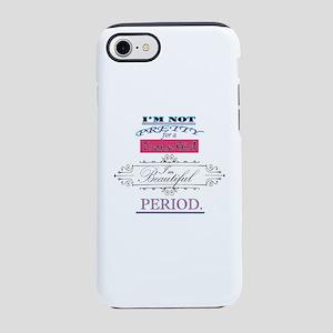 Trans Girl iPhone 7 Tough Case