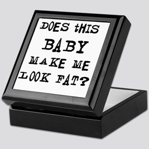 Does this baby... Keepsake Box