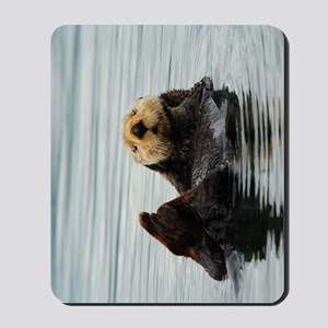 TabletSleeve_seaotter_2 Mousepad