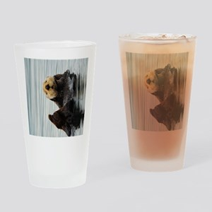 TabletSleeve_seaotter_2 Drinking Glass