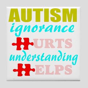 Autism understanding helps Tile Coaster