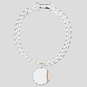 Humerus Charm Bracelet, One Charm